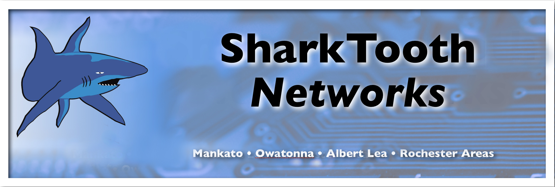 SharkTooth Mankato Computer Networks | Business Phone Systems